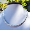 Indian King's Chain Ø 6mm high-gloss Necklace Silver