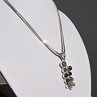 Octagonal Snake Chain Necklace 3mm - 925 Sterling Silver