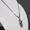 Octagonal Snake Chain Necklace 3mm - 925 Silver
