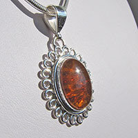 Amber - Indian Premium Jewelry in 925 Silver