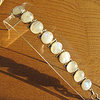 Indian Moonstone Bracelet - Jewelry in 925 Silver
