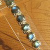 Noble Labradorite Bracelet - Indian Silver Jewelry