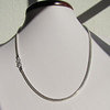Indian Snake Chain Ø 2.6mm high-gloss 925 Silver