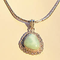 Larimar Set with King Chain - Combination offer 18-1