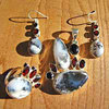 Dendritic Opal - Indian Premium Silver Jewelry Set